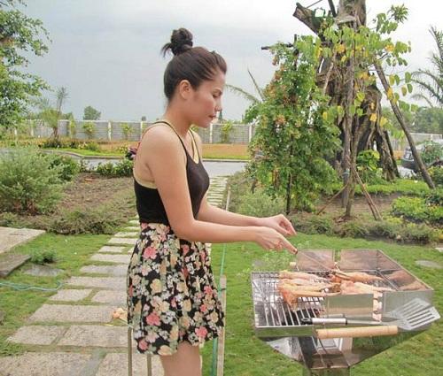 Bếp nướng than hoa, bếp nướng ngoài trời, bếp nướng  Landmann 11285, Landmann
