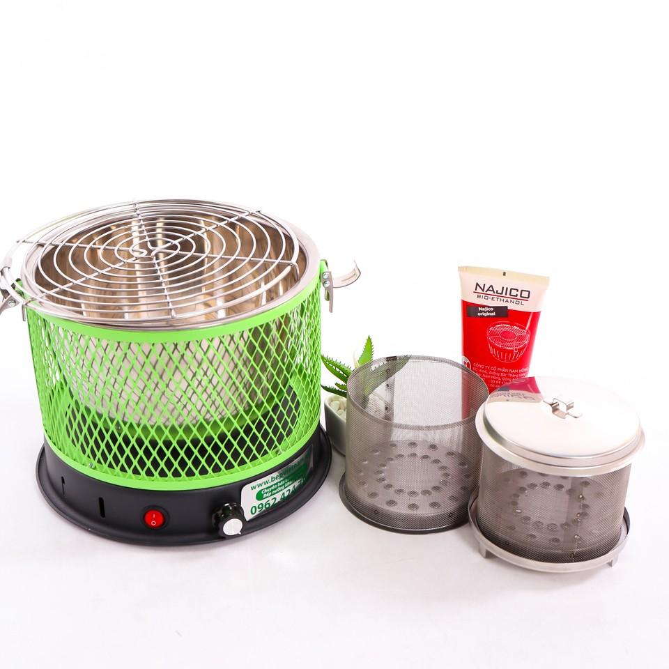 Bếp Nướng Than Hoa  BN04 (Bếp Nướng - Lẩu)