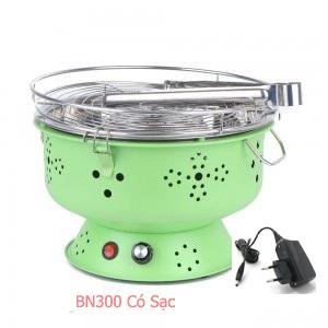 Bếp nướng Than Hoa BN300 ( Có Sạc)