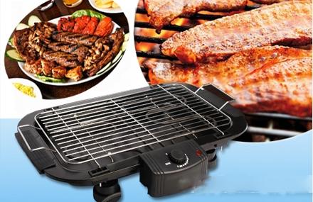 Bếp nướng điện không khói alphacare