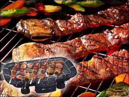 Có nên hạn chế nướng thức ăn trên bếp than