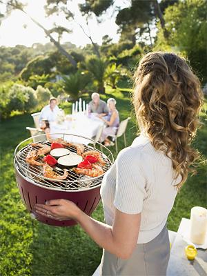 Cách làm món nướng vừa ngon vừa an toàn cho sức khỏe