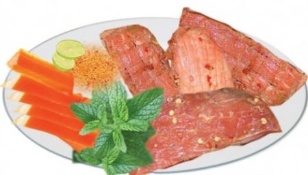 Những lưu ý khi nướng thịt bò