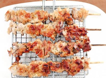 Cách ướp thịt heo nướng