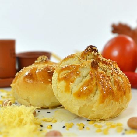 Cách làm bánh bao nướng thơm ngon lạ miệng
