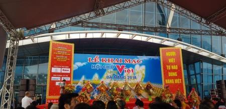 Bbq home tham dự hội chợ hàng việt nam tại đà nẵng