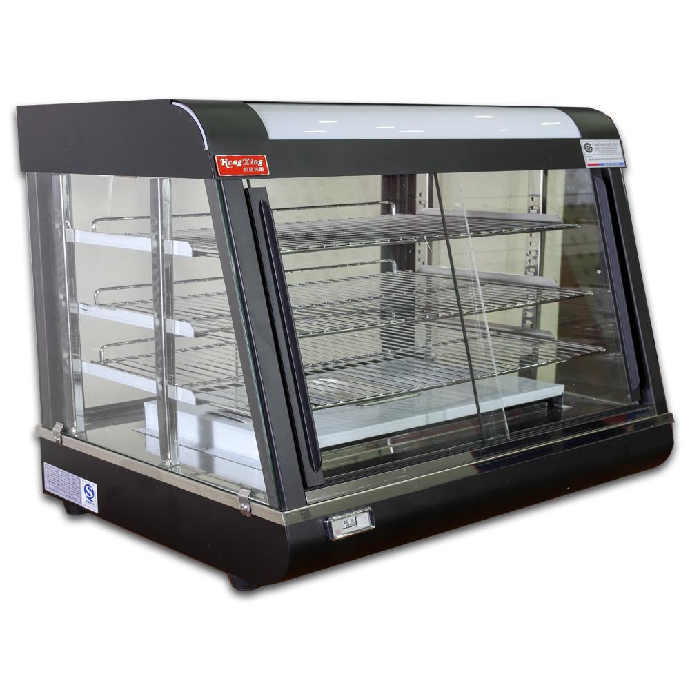 Tủ trưng bày gà rán HX-60-1 (Tủ giữ nóng)